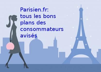 Parisien.fr: bons plans