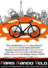 parisrando Paris Rando vélo, balade à vélo gratuite